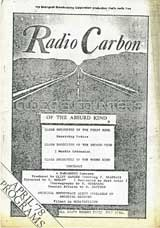 Radio Carbon April 1978 from Derek Gadd